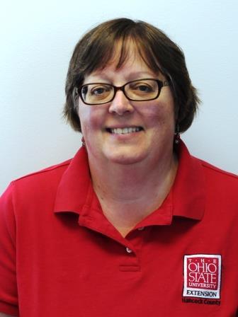 Karen McDougall, Program Assistant, SNAP-Ed in Hancock County