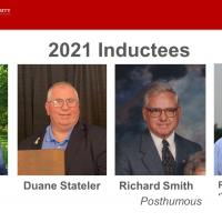 2021 inductees